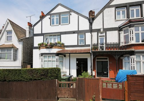 Well Presented One Bedroom Flat Streatham Common Northside