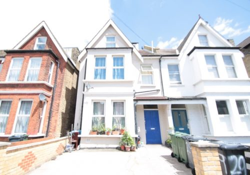 Great Sized Three Double Bedroom Victorian Conversion Flat Tankerville Road