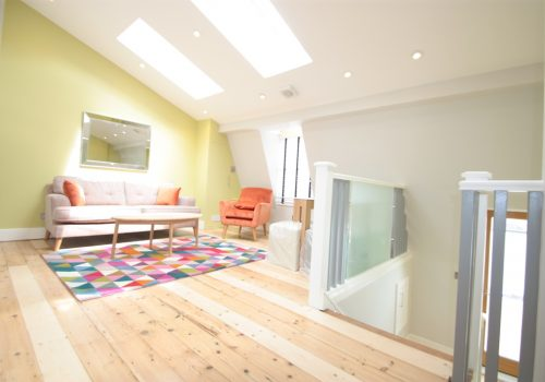 Brand New Refurbished One Bedroom Victorian Conversion Flat Clapham Road