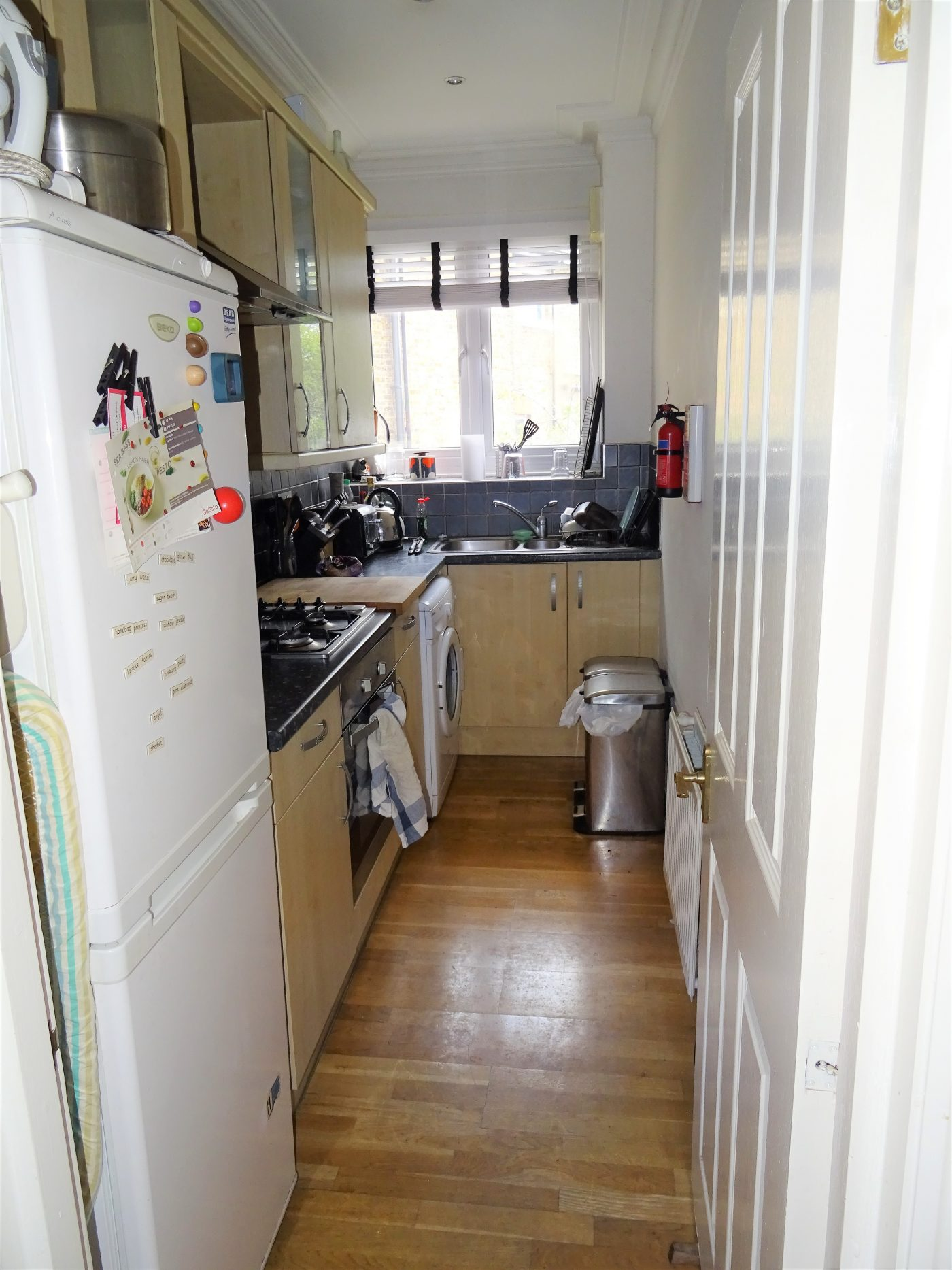 Good Sized Two Bedroom Flat Tierney Road